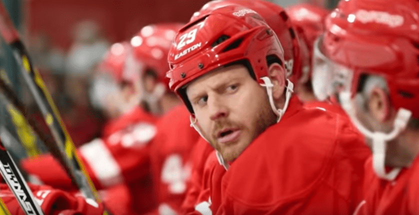 online store acb3d c5c86 Red Wings trade Steve Ott to Montreal | Detroit Sports Nation