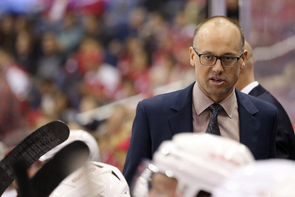 Red Wings Will Bring Back Coach Blashill For A Fourth Season