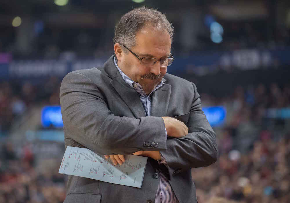 Pistons Only Want Van Gundy as Head Coach